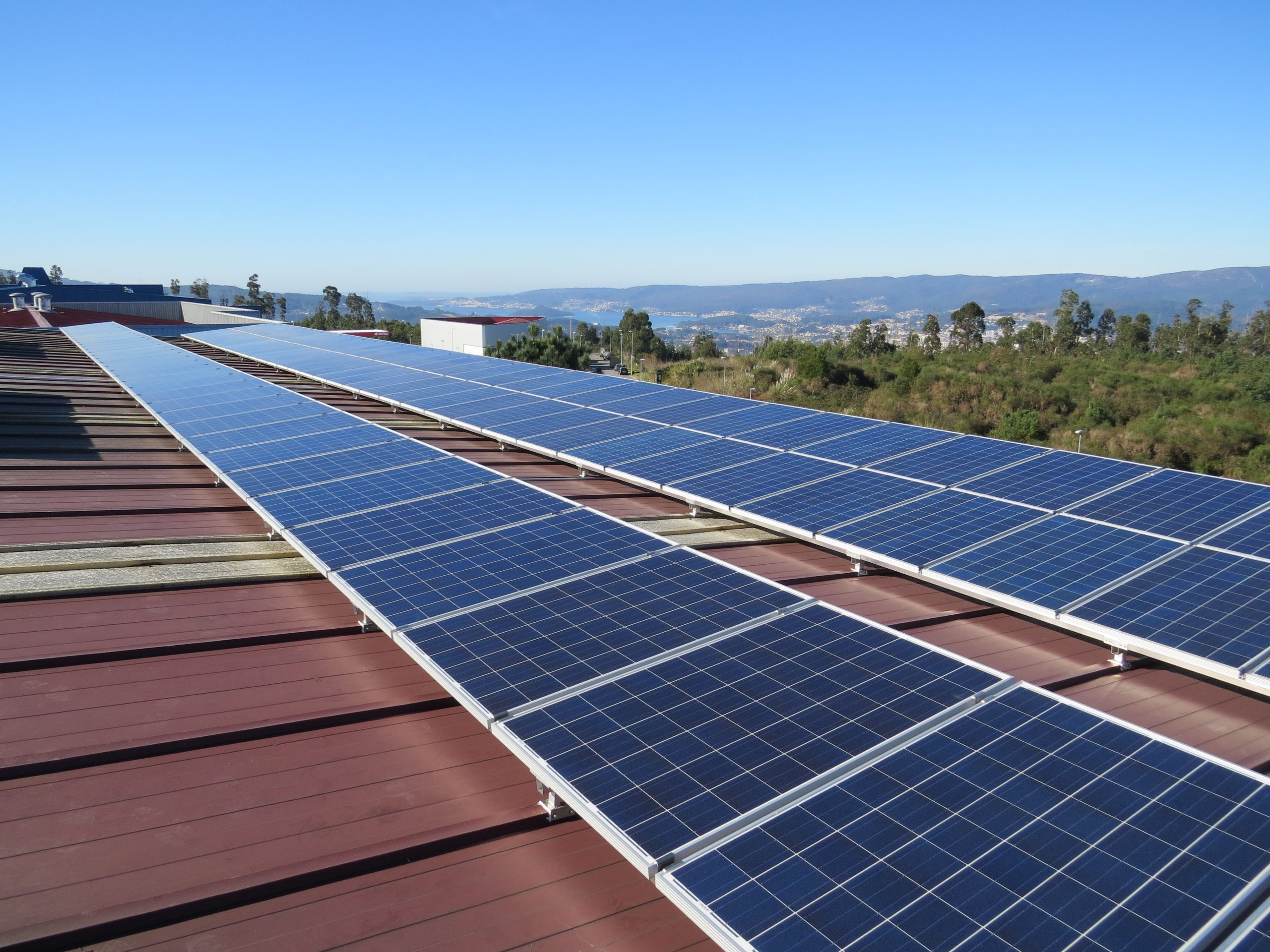 energia solar Nave industrial activablue