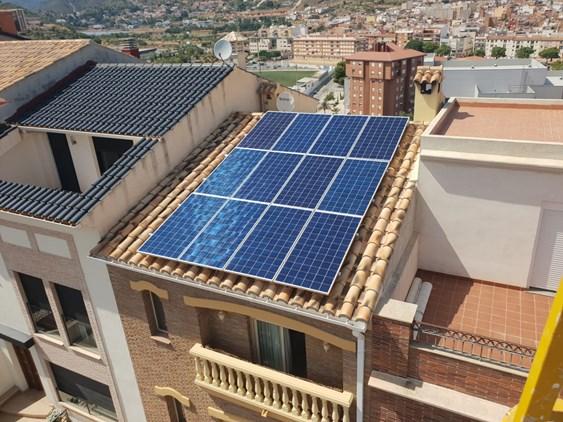 energia solar viviendas activablue