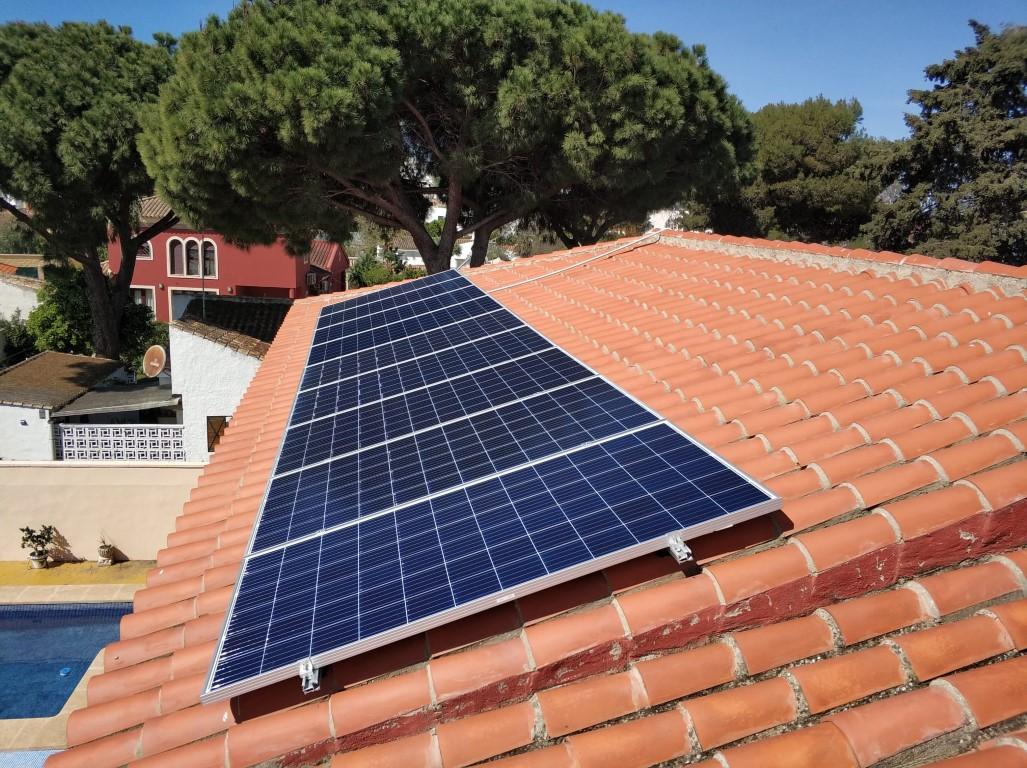 instalacion placa solar activablue