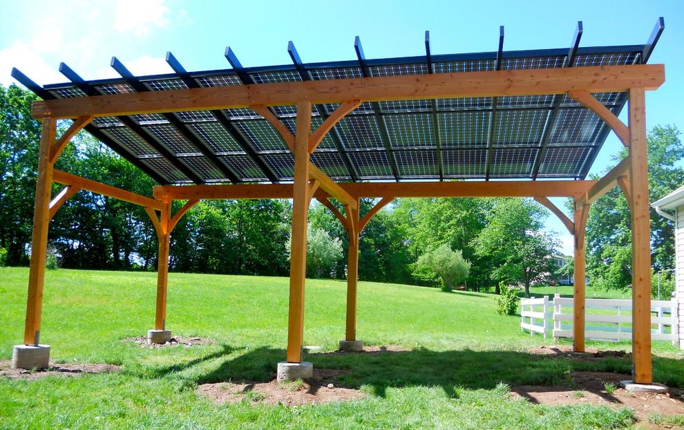 pergolar solar activablue